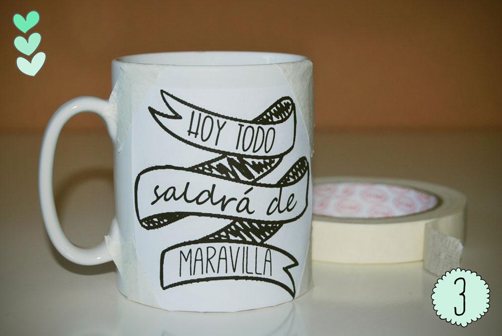 Haz tus propias tazas con mensajes quecacoqueta for Tazas porcelana