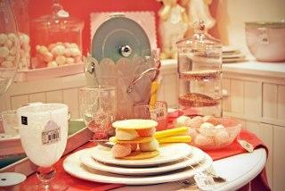 Mesa dulce.