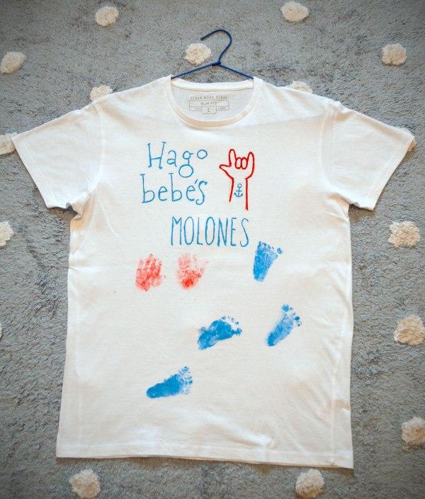Camiseta para el día del padre