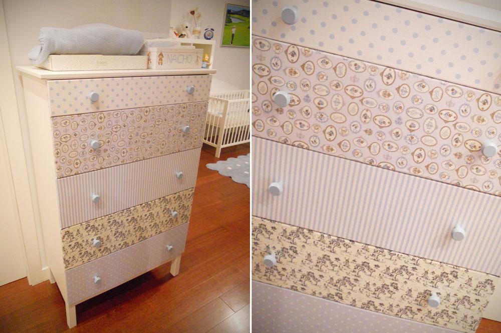 C moda para la habitaci n del beb quecacoqueta - Comoda para habitacion ...