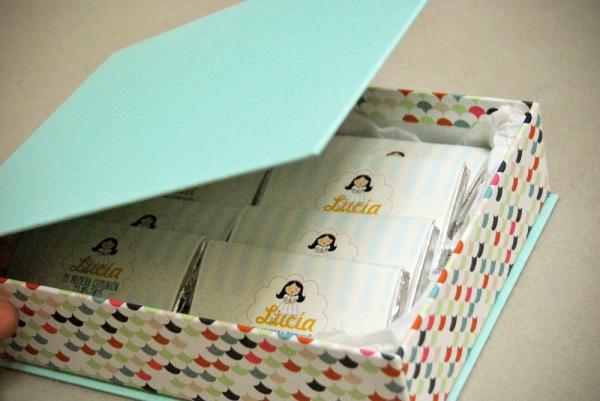 Caja de chocolatinas