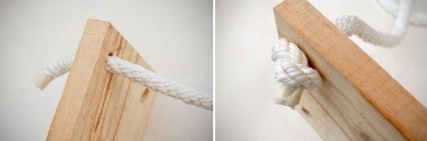 anudar las cuerdas