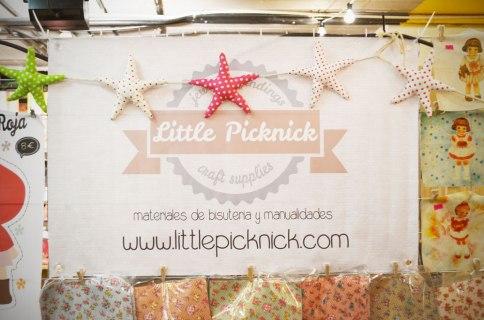Little Picknick está especializada en materiales de bisutería y costura.