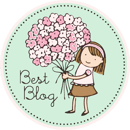 Logo premio best blog