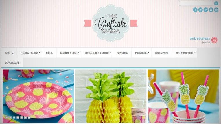 The Craftcake Mama