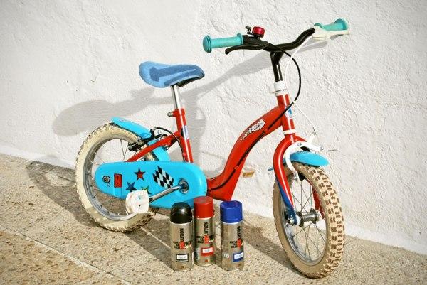 DIY: Cómo renovar tu bici vieja